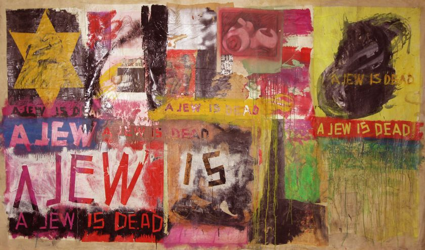 A Jew is dead
