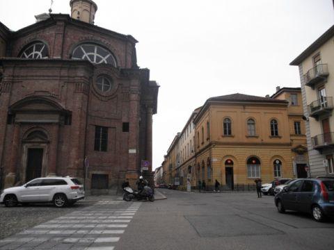Via delle Rosine 18, Torino IT