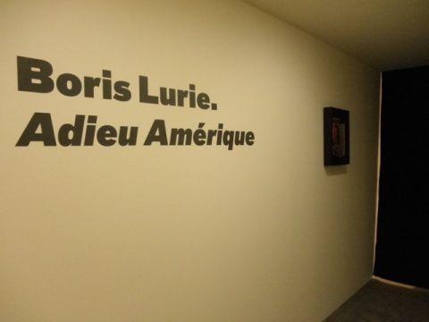 Boris Lurie. Adieu Amérique