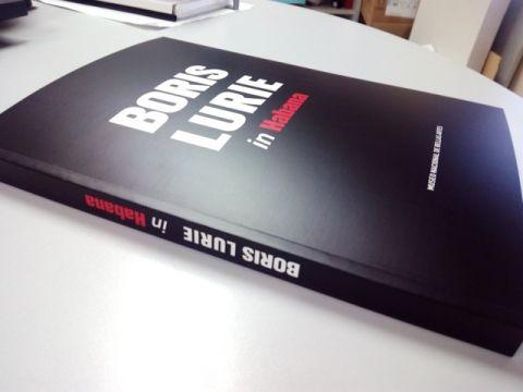 Boris Lurie in Habana exhibition catalog