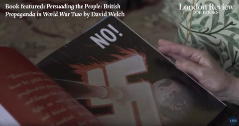 British propaganda in the Second World War: Rosemary Hill