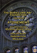 Atonement: Holocaust, Inquisition, Masada DVD contemporary classical music video