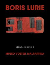 Boris Lurie at Museo Vostell Malpartida, Spain 2014 art exhibition catalog