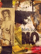 BORIS LURIE: NO! Prologue to a Retrospective art exhibition catalog