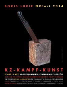 KZ – KAMPF – KUNST. exebition ad