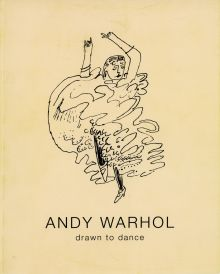 Andy Warhol: Drawn to Dance