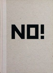 Catalog for NO! SHOW, with works by Boris Lurie, Sam Goodman, Stanley Fisher